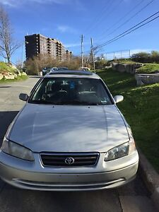 2000 Toyota Camry 4Dr----sunroof