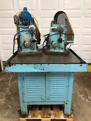 Sunnen Mbb-1290d Hone Sunnen Pf150 Remote Oil Filter Cabinet W Pump
