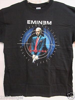 New   Eminem Encore Band   Concert   Music T Shirt Extra Large