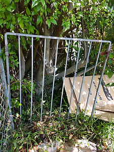 Galvanized steel fence Beacon Hill Manly Area Preview