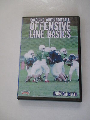 Coaching Youth Football: Offensive Line Basics