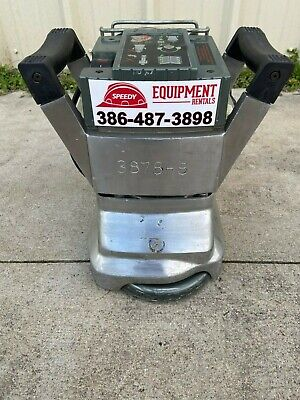 Hiretech Ht7 Disc Floor Sander Edge Sander - Great Working Condition