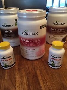 Brand new isagenix products.