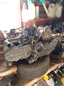 Subaru L series parts - EA82 1.8l engine. Gearbox. Diff. Exhausts Punchbowl Launceston Area Preview