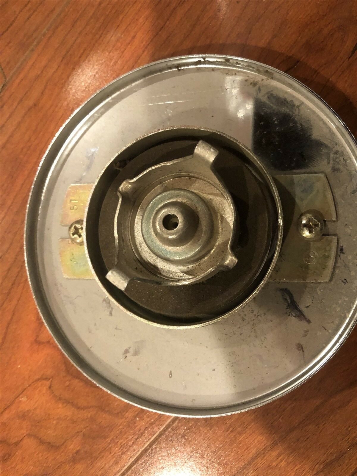 Used Chrysler Lebaron Auto Parts And Components For Sale 1991 Wiring Diagram Nos 1977 1979 Dodge Diplomat Aspen Plymouth Volare Gas Cap