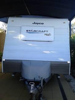 2011 Jayco Starcraft 21ft caravan in great condition