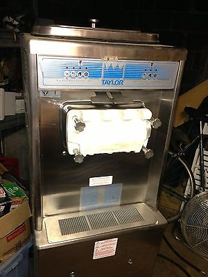 Taylor Ice Cream Machine 336 220v Water Cooled