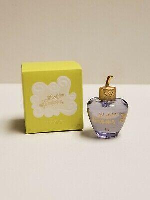 LOLITA LEMPICKA 0.17 oz / 5 ml EAU DE PARFUM Splash Miniature Women NEW IN BOX