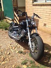 Selling v star 650 bobber clean lams bike Latrobe Latrobe Area Preview