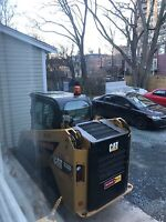 Skid Steer and Experienced Operator for Hire