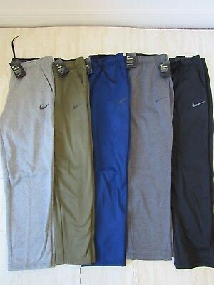 Nike Dri Fit Mens Therma Fit Pants 932253 Nwt