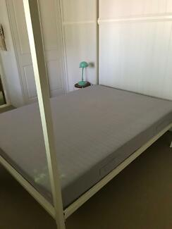 Near new queen size ikea mattress