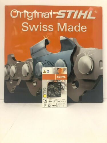 """NEW OEM STIHL 33RS91 CHAIN 3/8"""" pitch .050 gauge 91 link"""
