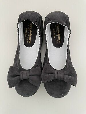 Montelpare Tradition Ballerinas Girls Shoes Size US13 EUR 31