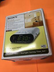 Sony ICF-C218 Clock Radio New Sealed