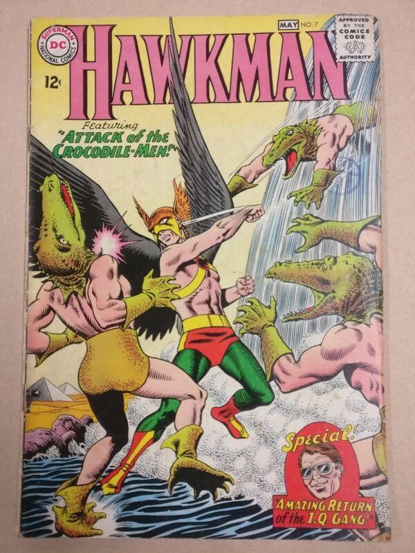 Hawkman 7 (1965)