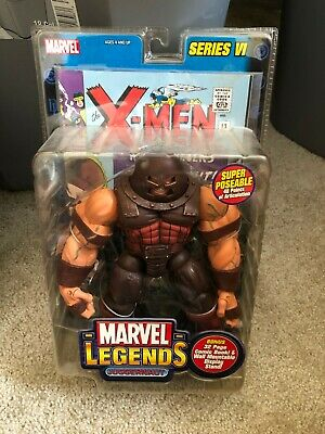 Marvel Legends Juggernaut Series 6 ToyBiz X-Men NIB