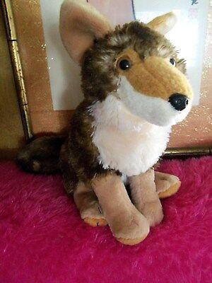 Fox Dog Stuffed Animal (Wild Republic plush stuffed FOX  Dog Animal)