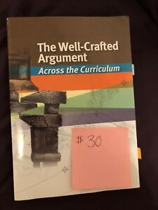 WELL CRAFTED ARGUMENT EBOOK DOWNLOAD