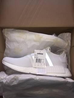 White Adidas NMD R1