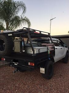 Mazda bt50 Ford ranger dual cab ute tray Echuca Campaspe Area Preview