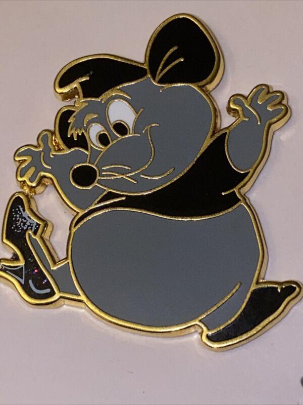 Gus Gus Fantasy Pin. Disney Cinderella Gus Gus Fan Made Pin Halloween Variant.