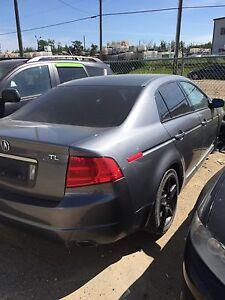 2004-2009 Acura TL parts