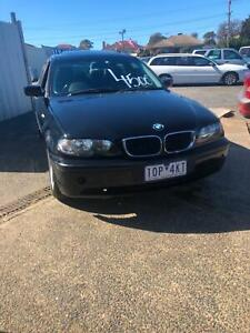 2003 BMW 318i Oakleigh East Monash Area Preview