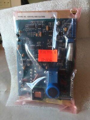 New Servo Dynamics 7300-8112 Control Board Card Module Sdsmgl1625-12-478r5