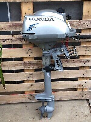 2.3 HP Honda outboard motor