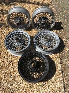 MGB Wire Wheel Rims