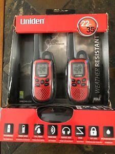 Uniden 2way radio