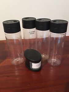 Tupperware spice containers Waikiki Rockingham Area Preview