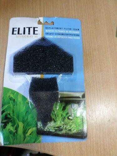 Hagen+Elite+Stingray+15+Filter+Media+Foam+