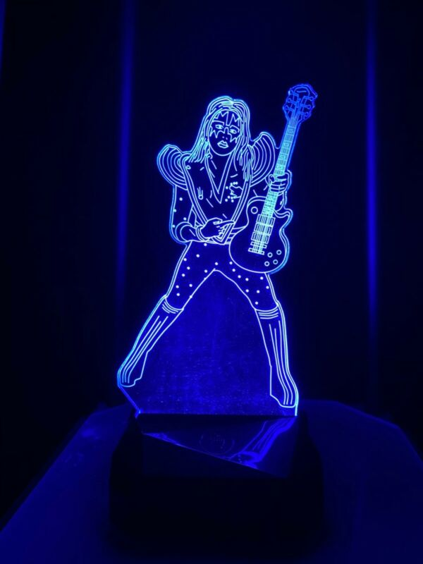 Ace Frehley light