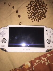 Ps vita $120 or best offer