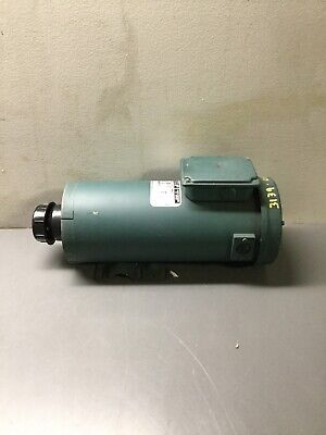New Reliance Electric T56s1014a Dc Motor 180v 1750rpm 12l-4