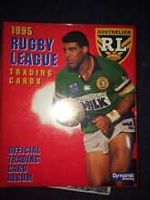 Rugby league cards Bligh Park Hawkesbury Area Preview