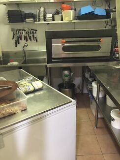Kebab shop & cafe  Wetherill Park Fairfield Area Preview