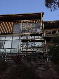 Portable 6 metre aluminium scaffold Launching Place Yarra Ranges Preview