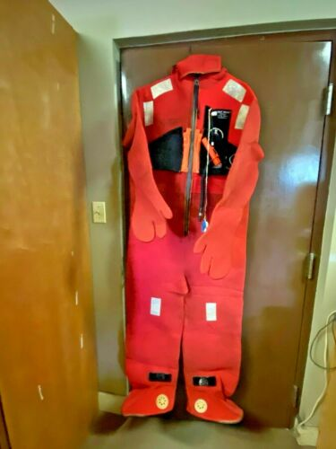 Imperial Adult Exposure Immersion Suit  Model #1409 w/ Carrying Bag -
