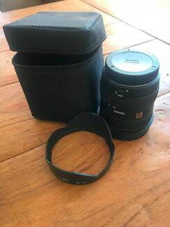 Sigma for Canon AF Mount 10-20mm EX DC HSM Wide Angle Lens