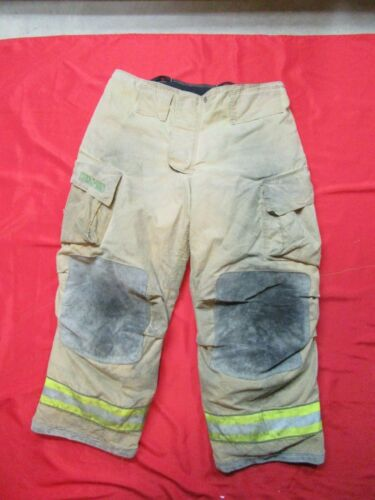40 x 30 Cairns REAXTION Firefighter Pants Bunker Turnout Fire Gear RESCUE TOWING