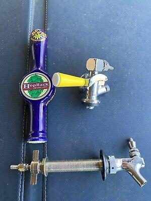 Beer Keg Us D Coupler Troegs Tap Handle Faucet Shank 4 Kegeratorfridge
