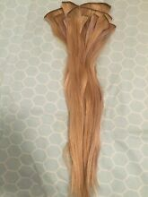 Blonde Hair extensions - clip in ***CHEAP**** Bolwarra Maitland Area Preview