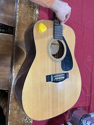 Yamaha FG-411-12 Acoustic Guitar