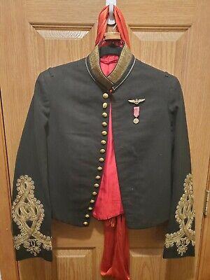 1920s USMC Officers Mess Dress Uniform Named