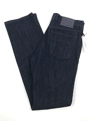 Versace Collection 'Trend' Mens Dark Wash Stretch Blue Jeans Size 34 NWT