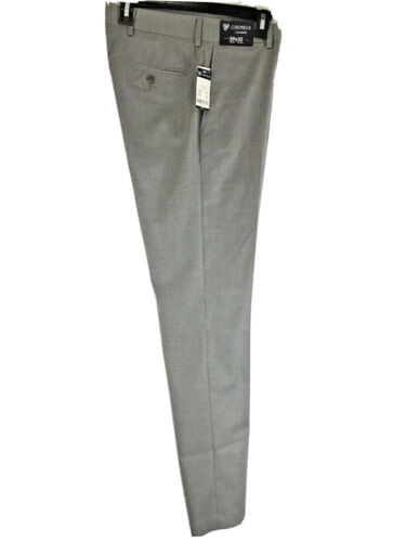 Cremieux Mens 29×32 Chambers Pants Slacks Trousers Grey NWT Clothing, Shoes & Accessories