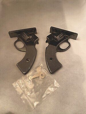 Indiana Jones Pinball Metal Gun Set With Trigger - New
